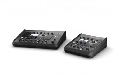 ToneMatch Mixers Family T4S & T8S