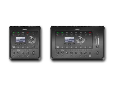 ToneMatch Mixers Family T4S & T8S